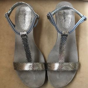 Style&Co wedge sandals- size7